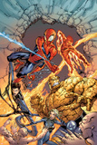 Spider-Man Team-Up Special No1 Group: Spider-Man