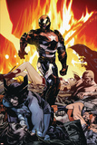 Dark Reign: Lethal Legion No3 Cover: Iron Patriot