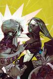 Amazing Fantasy No8 Cover: Scorpion Fighting