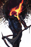 Ghost Rider No22 Cover: Ghost Rider