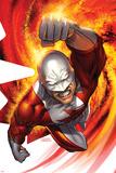 Marvel Comics Presents No4 Cover: Guardian