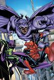 Marvel Adventures Spider-Man No47 Cover: Spider-Man