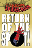 The Amazing Spider-Man No589 Cover: Spider-Man