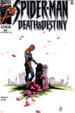 Spider-Man: Death & Destiny No2 Cover: Spider-Man