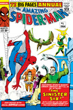 Amazing Spider-Man Annual No1 Cover: Spider-Man
