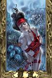 Elektra No34 Cover: Elektra