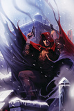Dark Reign: The Hood No1 Cover: The Hood