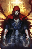 Dark Reign: The Hood No5 Cover: The Hood