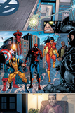 Marvel Knights Spider-Man No18 Group: Spider-Man