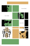 Immortal Iron Fist No16 Cover: Cage  Luke and Iron Fist