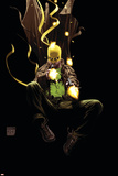 The Immortal Iron Fist: Orson Randall And The Death Queen Of California No1 Cover: Iron Fist