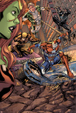 Savage She-Hulk No2 Group: Iron Patriot  Wolverine  Spider-Man and Marvel Boy