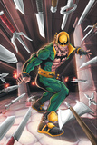 Iron Fist NoN3 Cover: Iron Fist