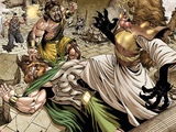 Assault on New Olympus Prologue No1 Group: Hercules  Zeus  Amatsu-Mikaboshi  Ares and Phobos