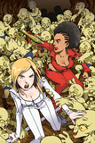 Heroes For Hire No12 Cover: Wing  Colleen  Knight and Misty
