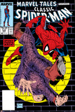 Marvel Tales: Spider-Man No226 Cover: Spider-Man