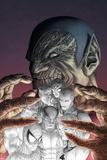 Secret Invasion Directors Cut No1 Cover: Spider-Man