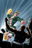 Iron Fist No6 Cover: Iron Fist
