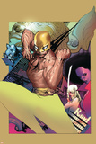 The Immortal Iron Fist No20 Cover: Iron Fist