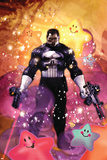 Punisher War Journal Annual No1 Cover: Punisher