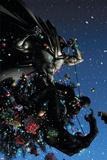 Moon Knight: Silent Knight No1 Cover: Moon Knight