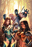 New Exiles No14 Cover: Marvel Universe