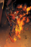 Spider-Man: House Of M No3 Cover: Spider-Man