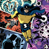 The Age Of The Sentry No1 Cover: Sentry