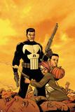 Punisher: War Zone No6 Cover: Punisher