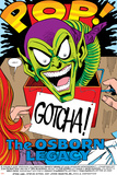 The Spectacular Spider-Man No189 Headshot: Green Goblin