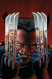 House of M: Masters of Evil No2 Cover: Wolverine
