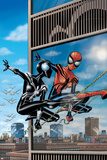 Spider-Girl No76 Cover: Spider-Girl Lifting