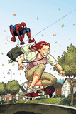 Spider-Man Loves Mary Jane Season 2 No3 Cover