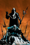 X-Men: Apocalypse Vs Dracula No1 Cover: Apocalypse and Dracula