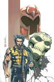 Uncanny X-Men No442 Cover: Wolverine and Xorn
