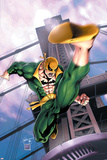Iron Fist No2 Cover: Iron Fist
