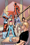 Alpha Flight No2 Group: Major Mapleleaf  Nemesis and Alpha Flight