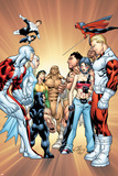 Alpha Flight 11 Cover: Puck