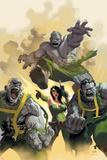 Magnetro: Not a Hero No2 Cover: Madame Hydra
