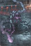 Marvel Team-Up No10 Cover: Sleepwalker
