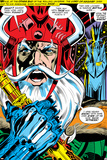 Thor No180 Headshot: Odin