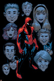 Marvel Knights Spider-Man No9 Headshot: Spider-Man