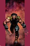 Ultimate X-Men No41 Cover: Wolverine