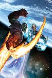 Nova No16 Cover: Nova and Super Skrull