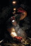 The Twelve No6 Cover: Rockman