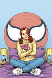 Spider-Man Loves Mary Jane Season 2 No5 Cover