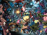 Venom: Dark Origin No3 Group: Hulk  Spider-Man  Dr Doom and Captain America