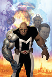 X-Men: The Times And Life Of Lucas Bishop No1 Cover: Bishop