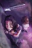 NYX: No Way Home No2 Cover: Tatiana