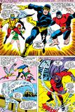 X-Men No43 Group: Cyclops  Beast  Angel  Iceman  Magneto  X-Men and Marvel Girl